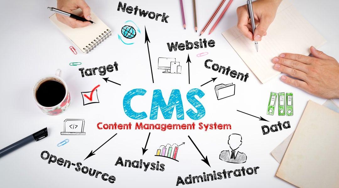 Quel CMS (Content Management System) choisir pour la création d'un site web en 2019 ?