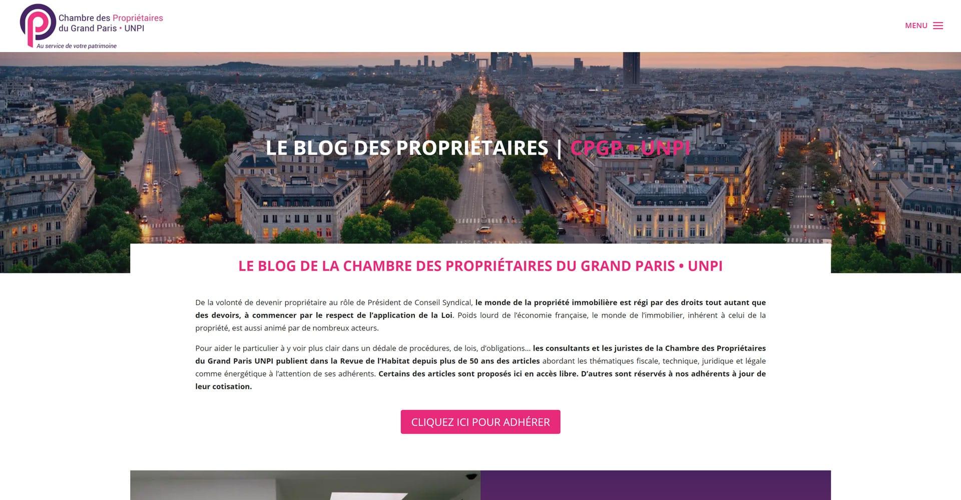 portofolio agence web offshore blog des propriétaires du grand paris